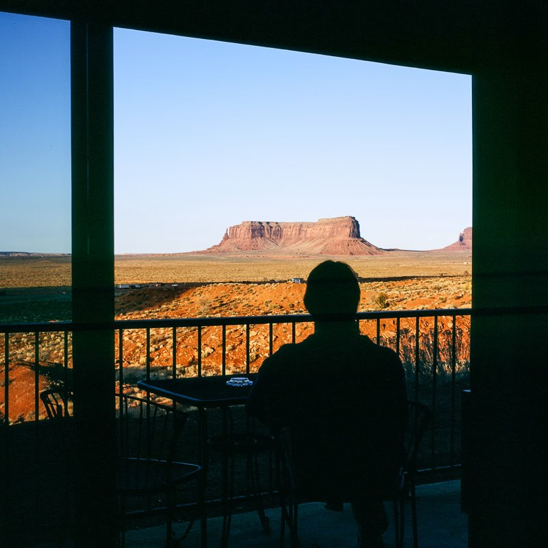 Monument Valley room with a view